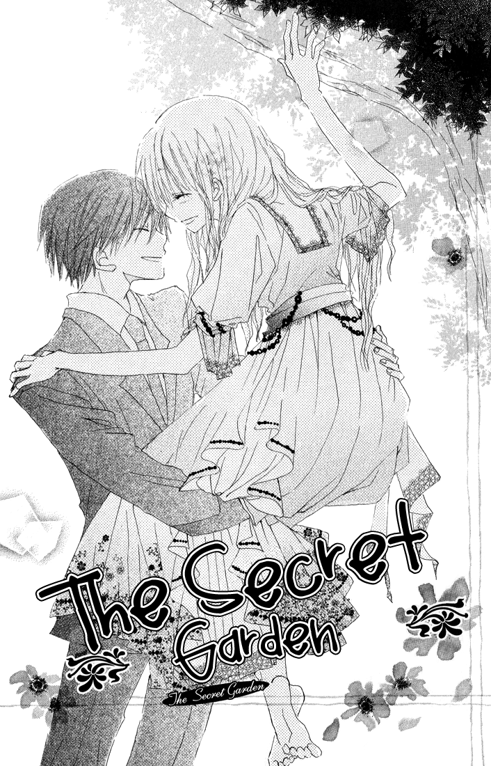 Katakoi Triangle – Chapter 4.1 - The Secret Garden