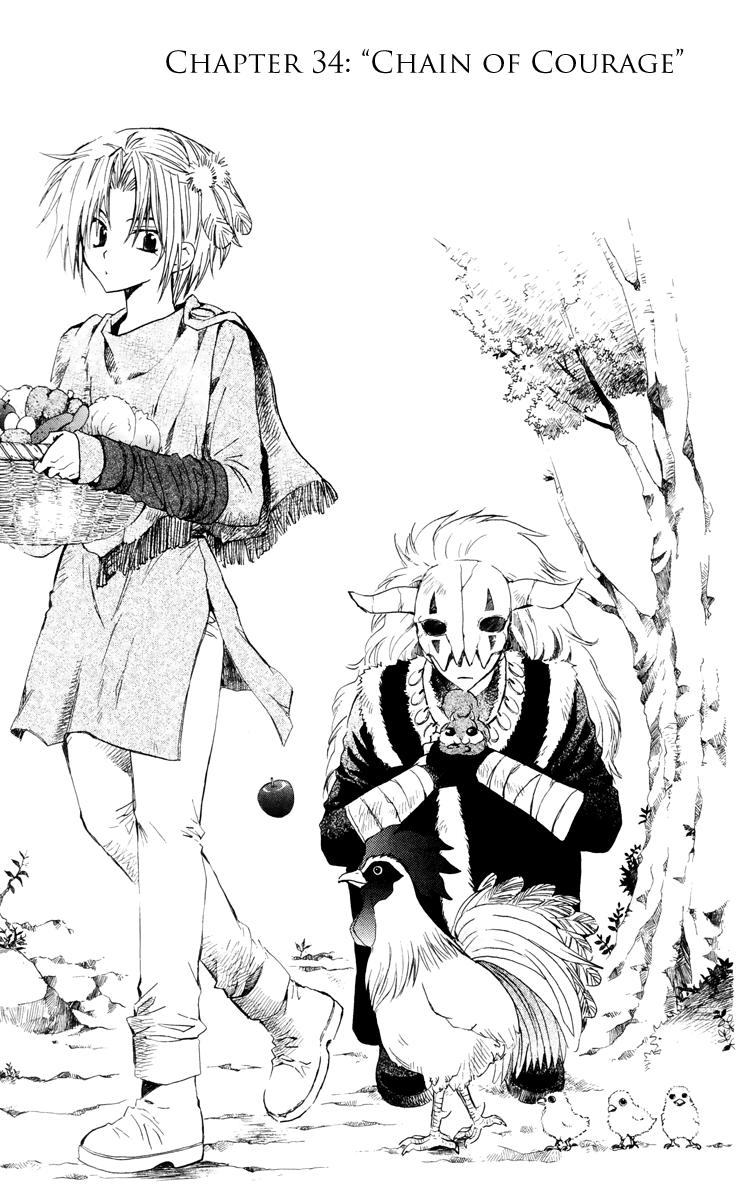 Akatsuki no Yona – 034_ Chain of Courage