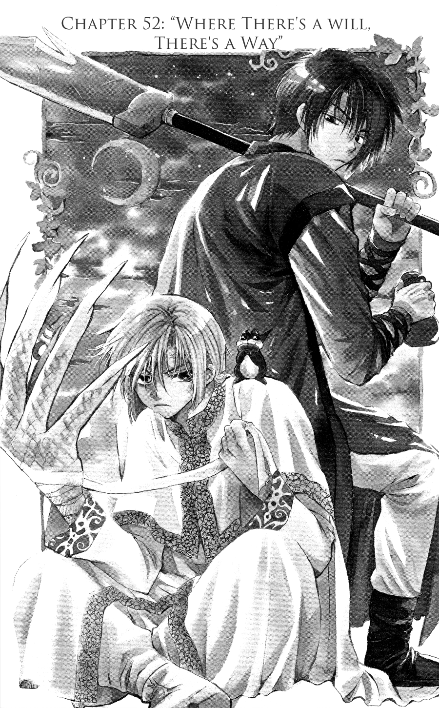 Akatsuki no Yona – 052_ Where There's a Will, There's a Way