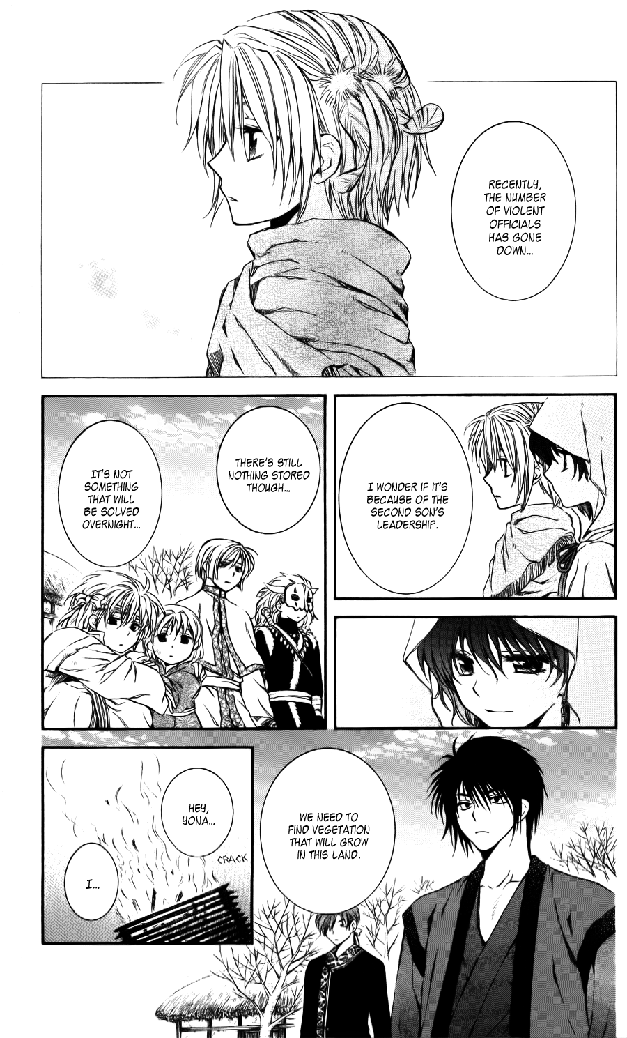 Akatsuki no Yona – 059_ You are in my Prayers