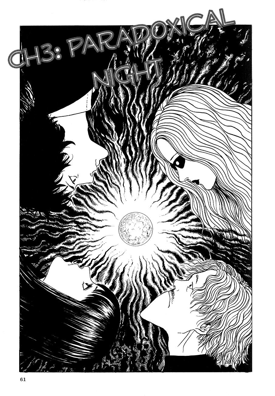 Black Paradox – 003_ Paradoxical Night
