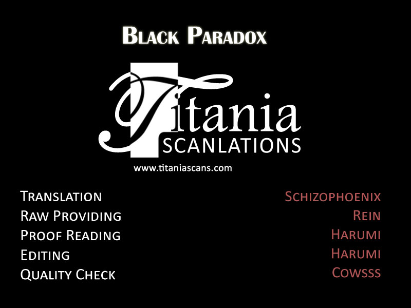 Black Paradox – 007_ The Licking Woman + Mystery Pavillion (Ones-shots)