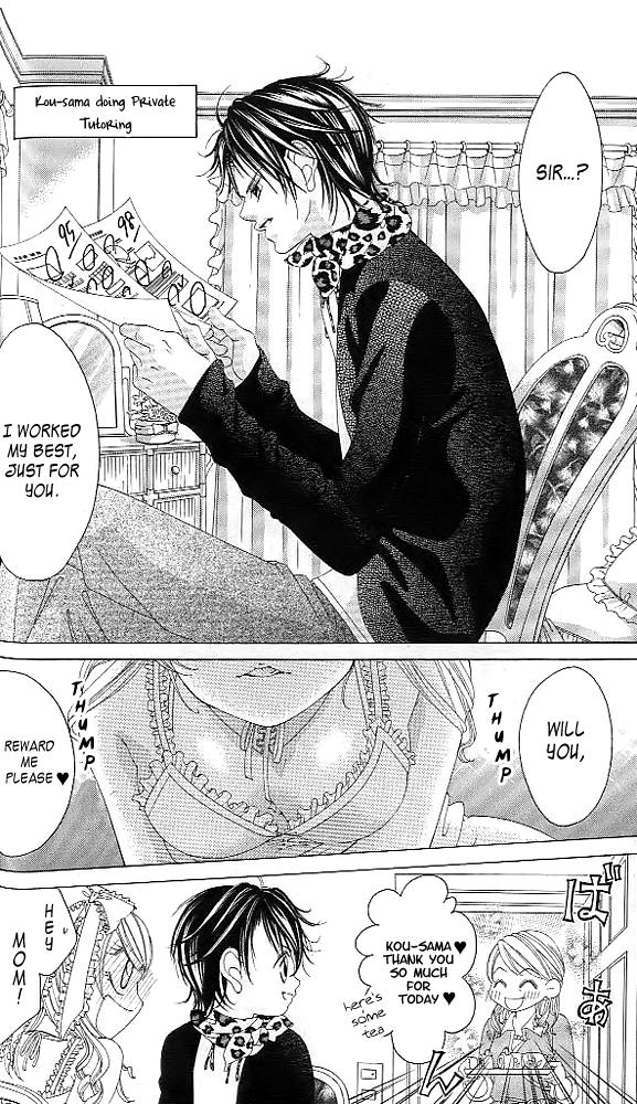 Boku no Hatsukoi Kimi ni Sagasu – 041_ Uneasiness