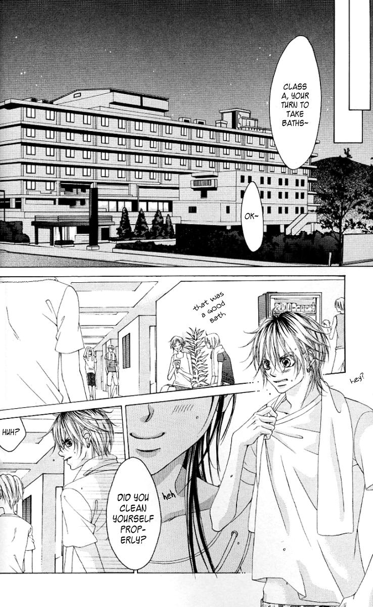 Boku no Hatsukoi Kimi ni Sagasu – 046_ Half Dreaming, Half Awake