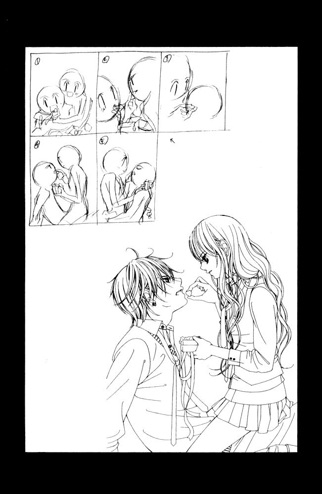 Boku no Hatsukoi Kimi ni Sagasu – 053_ Unexpected
