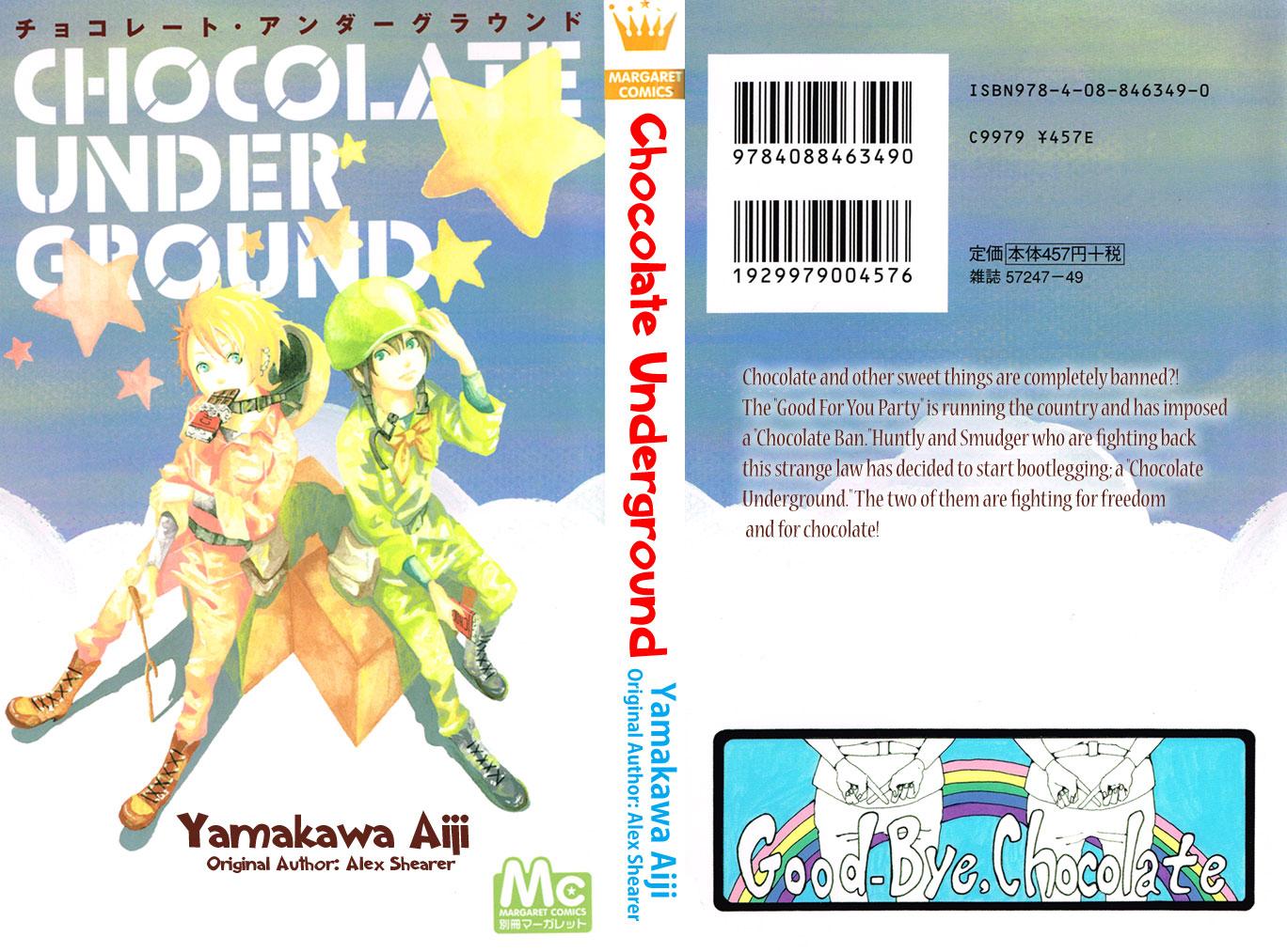 Chocolate Underground – Chapter 1_ _Chocolate_