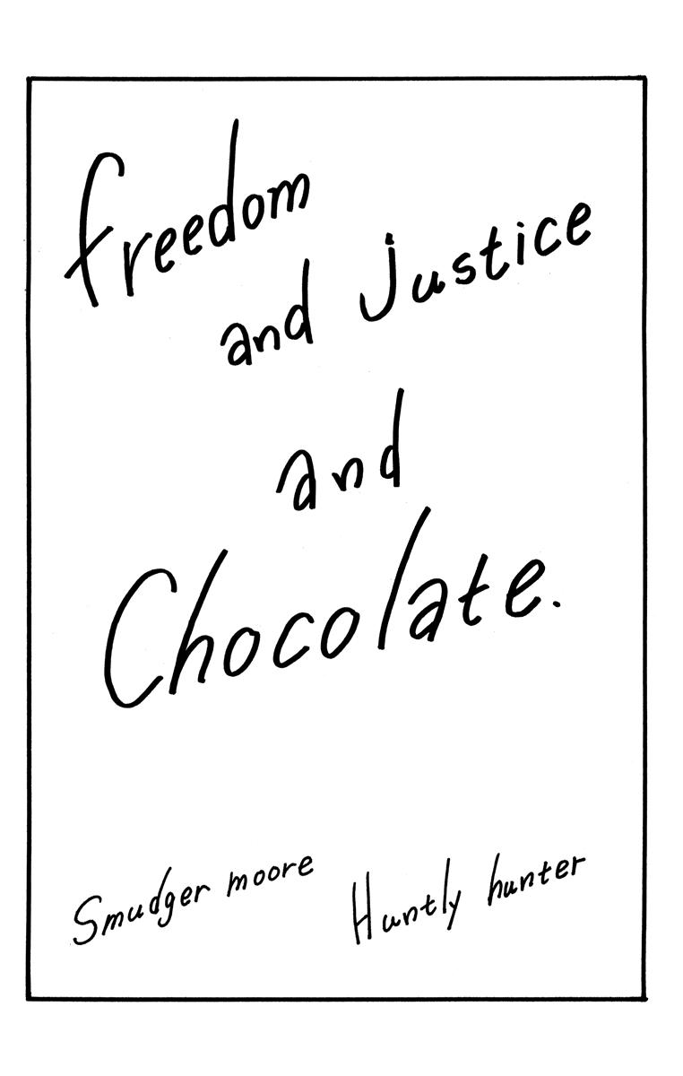 Chocolate Underground – Chapter 3_ _Justice_