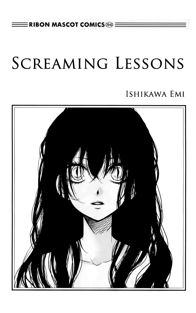 Screaming Lessons – V04 C13_ Shii-chan's Diary