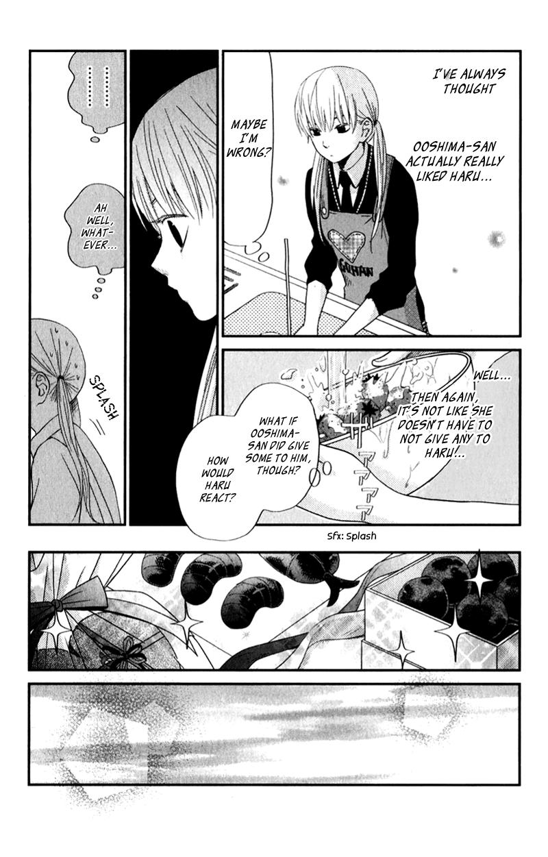 Tonari no Kaibutsu-kun – 022_ Girls Cooking Chocolate
