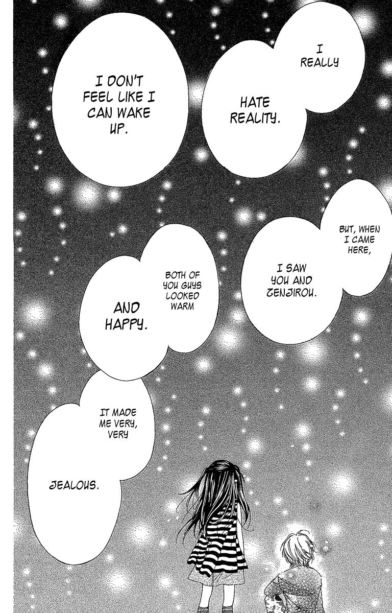 Yamamoto Zenjirou to Moushimasu – Chapter 17