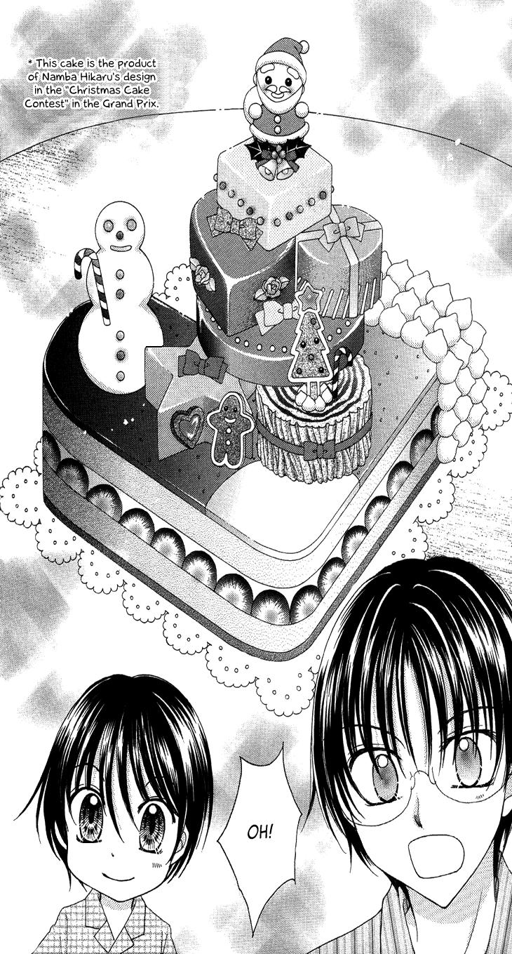 Yumeiro Patissiere – Recette 31.1
